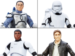 "Star Wars: The Black Series 6"" Wave 14 Set of 4"