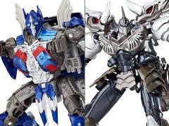 Transformers: The Last Knight Voyager Wave 1 Set of 2