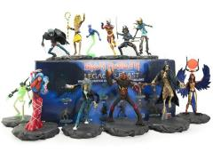 Iron Maiden: Legacy of the Beast Wave 1 Box of 12 Figures