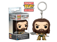 Pocket Pop! Keychain: Justice League Aquaman
