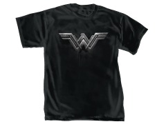 Justice League Wonder Woman Symbol T-Shirt