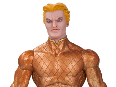 DC Designer Series Aquaman Figure (Greg Capullo)