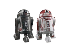 Star Wars R4-K5 & R4-P17 Premium 1/10 Scale Figures