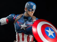 Avengers: Age of Ultron 1/9 Scale Diecast Figure Captain America
