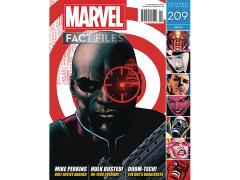 Marvel Fact Files #209