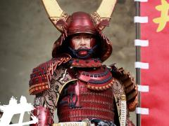 Series of Empires Ii Naomasa The Scarlet Yaksha (Exclusive Edition) 1/6 Scale Figure