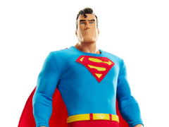 DC Originals Big-Figs Tribute Series Vol. 03 Superman