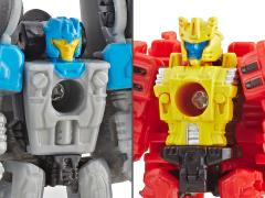 Transformers War for Cybertron: Siege Micromaster Roadhandler & Swindler Two-Pack