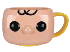 Pop! Home: Peanuts 12oz. Ceramic Mug - Charlie Brown