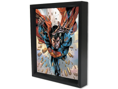 DC Comics Shadow Box - Superman Bullets
