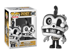 Pop! Games: Bendy and the Ink Machine - Fisher