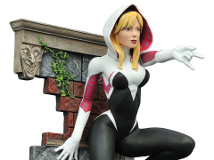 Marvel Spider-Gwen (Unmasked) Gallery Statue SDCC 2016 Exclusive