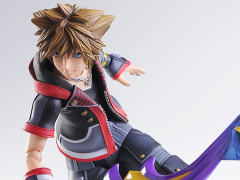 Kingdom Hearts Play Arts Kai Sora
