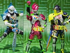 Kamen Rider S.H.Figuarts Mighty Action X Beginning Set
