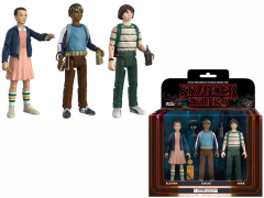 "Stranger Things 3.75"" Action Figure Three Pack 1"