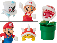 "World of Nintendo 2.50"" Wave 19 Set of 5 Figures"