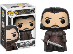 Pop! TV: Game of Thrones - Jon Snow (Season Six)
