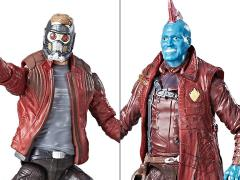 "Guardians of the Galaxy Vol. 2 Marvel Legends 3.75"" Star-Lord & Yondu Two-Pack"