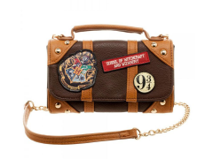 Harry Potter Inside Out Crossbody Wallet Clutch