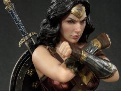 Justice League Wonder Woman Premium Bust