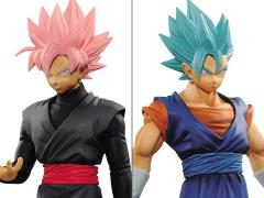 Dragon Ball Super DXF Warriors Volume 03 - Set of Goku Black & Super Saiyan Blue Vegito