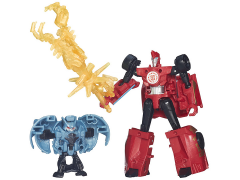Transformers Robots in Disguise Minicon Battle Pack Sideswipe