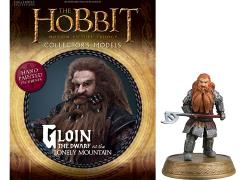 The Hobbit Motion Picture Figure Collection #24 - Gloin The Dwarf at Lonely Mountain