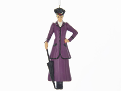 Doctor Who Missy Ornament