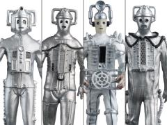 Doctor Who Evolution of The Cybermen Set