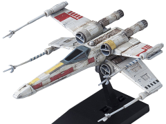 Star Wars Vehicle Model #002 - X-Wing Starfighter