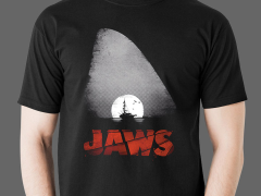 Jaws Great White T-Shirt