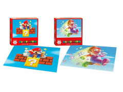 Super Mario Set of 2 Puzzles