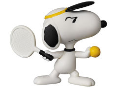 Peanuts Ultra Detail Figure No.323 Snoopy (Tennis Player)