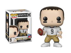 Pop! Football: Saints - Drew Brees (Away)