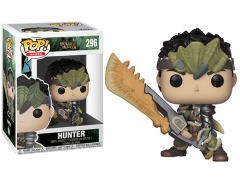 Pop! Games: Monster Hunters - Hunter