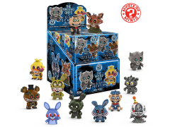 Five Nights at Freddy's: The Twisted Ones + Sister Location Mystery Minis Box of 12 Figures