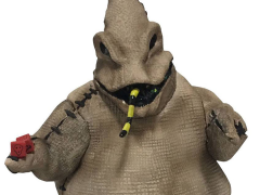 The Nightmare Before Christmas Oogie Boogie Bust