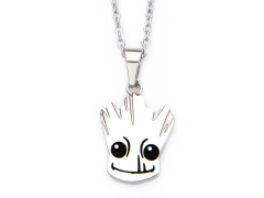 Guardians of The Galaxy Groot Pendant Necklace