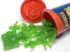 Masters of The Universe M.U.S.C.L.E. (Slime) Trash Can Wave 2 Power-Con Exclusive