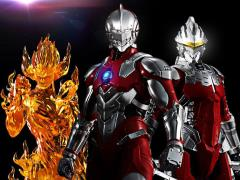 Ultraman HG Set 01 Exclusive Set