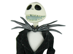 The Nightmare Before Christmas Jack With Podium Deluxe Coffin Doll