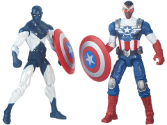"Marvel Legends 3.75"" Shield Wielding Heroes Comic Two-Pack"