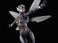 Ant-Man and the Wasp S.H.Figuarts Wasp & Tamashii Stage