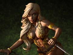 Sheena, Queen of The Jungle Women of Dynamite 1/6 Scale Limited Edition Statue