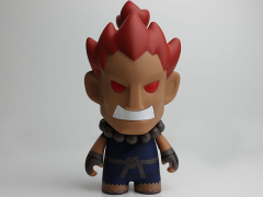 "Street Fighter 7"" Akuma Figure"