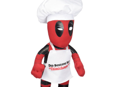 "Marvel Heroes 10"" Plush - Chef Deadpool"