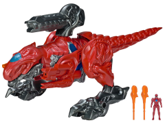 Power Rangers Zord T-Rex & Red Ranger