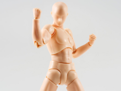 S.H.Figuarts DX Male Body Set (Orange)