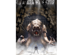 Star Wars Rancor's Wrath Lithograph