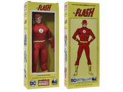 "DC World's Greatest Heroes The Flash Mego Style Boxed 8"" Figure"